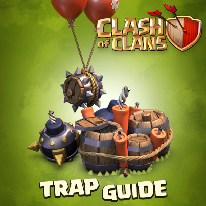 Traps secrets in Clash Of Clans