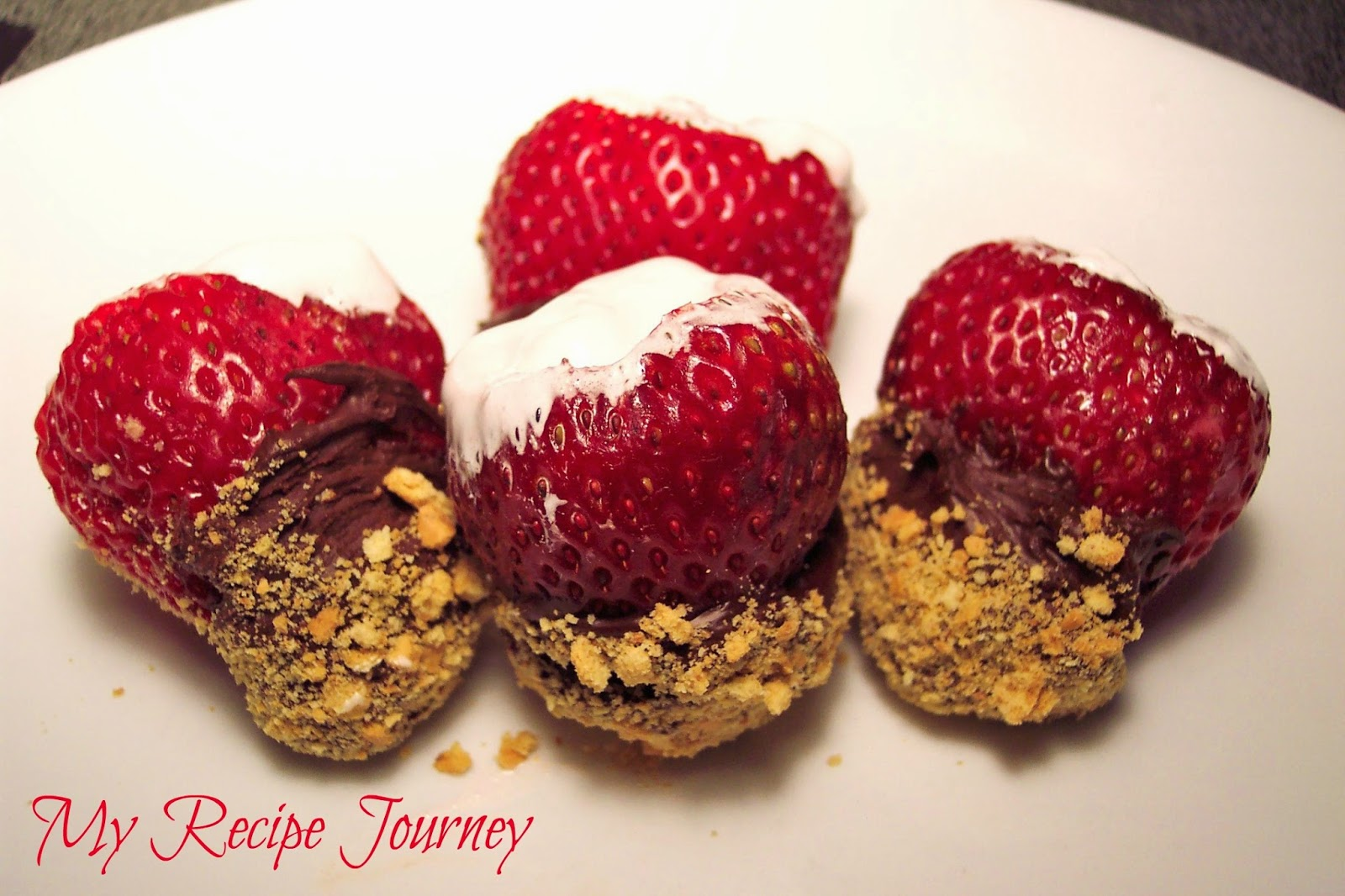 Strawberry Smores
