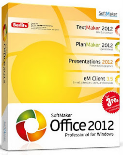 Programa SoftMaker Office Professional 2012 Multilingual