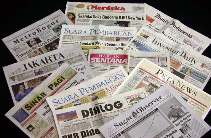 Fungsi dan Peranan Pers  di Indonesia