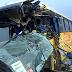Mais informações do acidente de ontem (06), envolvendo dois ônibus de transportes de funcionários do COMPERJ