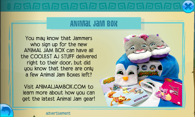 Animal Jam Sky Blog Friendship Festival