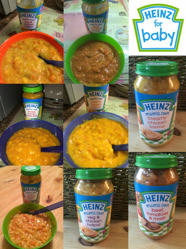 Mrs Bishops Bakes And Banter Heinz For Baby Mums Own Range Review