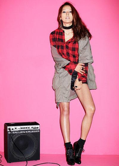 Korean Fashion Style  Girls on Fashion For Ladies  Korean Girls Dress Design