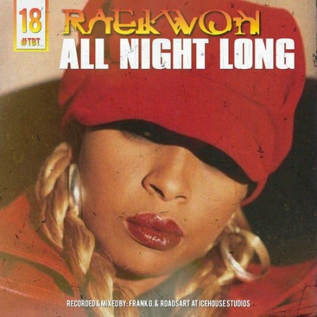 Raekwon – All Night Long Lyrics