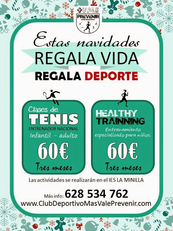 clases de tenis, healthy trainning