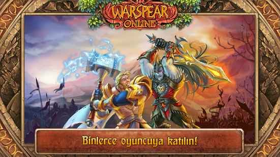 Warspear Online MMORPG Full Apk İndir