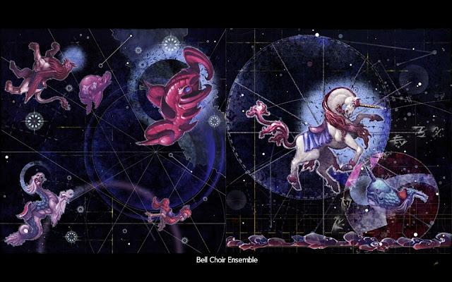 GW2 Guild Wars 2 Wintersday constellations