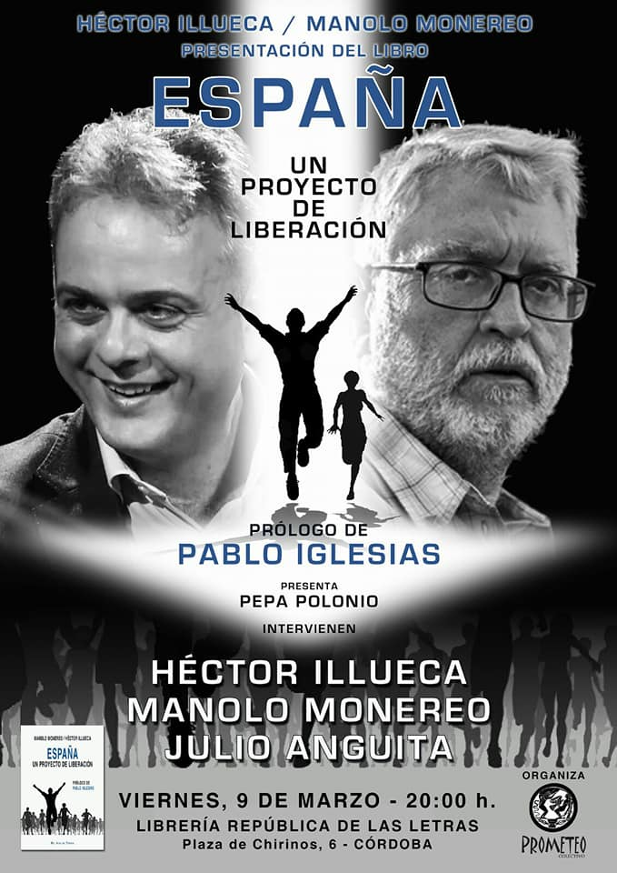 Marzo.Presentación Libro