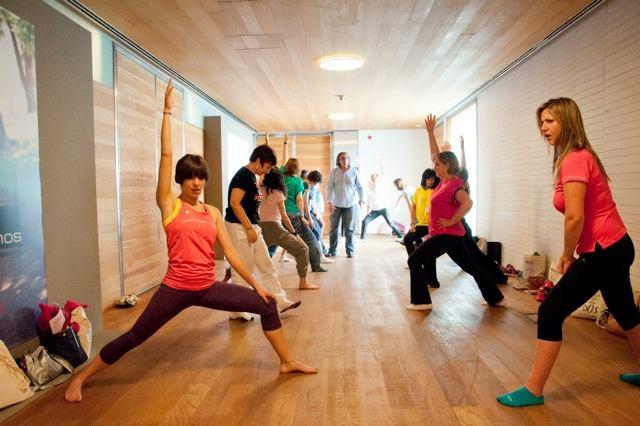 II Conferencias Mujer, Salud y Deporte #cmsd14 - Diseñadas para movernos (parte II)