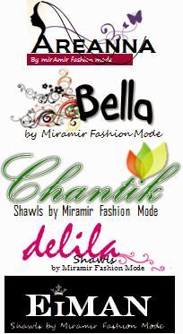 mirAmir's shawls