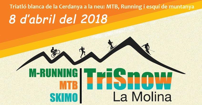 Tri Snow La Molina (MTB-Mrunning-Skimo)