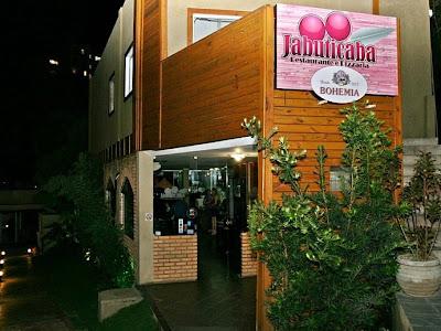 Jabuticaba Restaurante e Pizzaria: Entrada (Foto: Augusto Angelico)