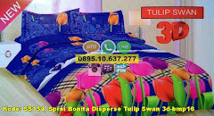 Harga Sprei Bonita Disperse Tulip Swan 3d-bmp16 Jual
