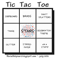 July Tic Tac Toe