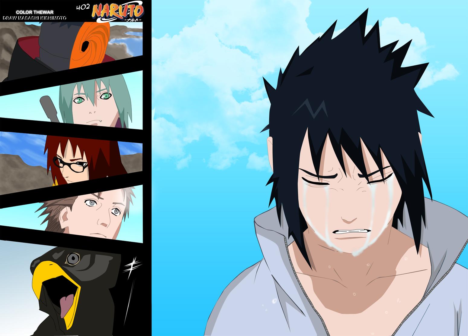 Free Desktop Wallpapers Sasuke Crying