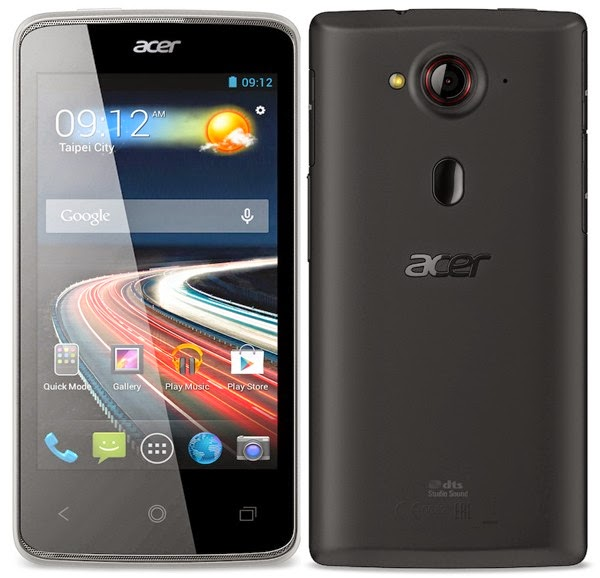 Harga dan Spesifikasi Acer Liquid Z4