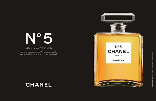 5 vecí, ktoré ste (možno) nevedeli o Chanel N°5/ 5 things you (maybe) don´t know about Chanel N°5