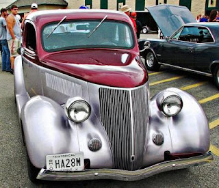 1936 Ford classic
