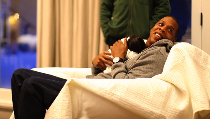 Jay-Z And Beyonce Baby Blue Ivy Carter Pictures