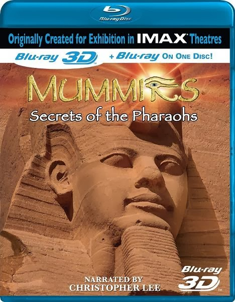 Mummies Secrets of the Pharaohs (2007) m1080p 2.1GB mkv Latino AC3 5.1 ch