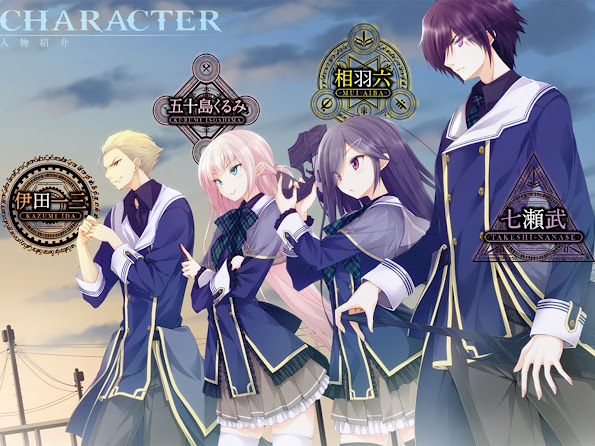 Magical Warfare Character 4a