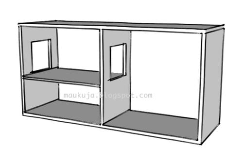 kakkakaappi litter box hider. Black Bedroom Furniture Sets. Home Design Ideas