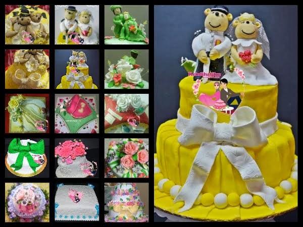 WEDDING CAKE FONDANT