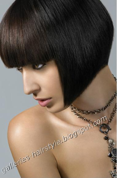 Galleries Idea Hairstyle, Short Black Yellow Women 2011