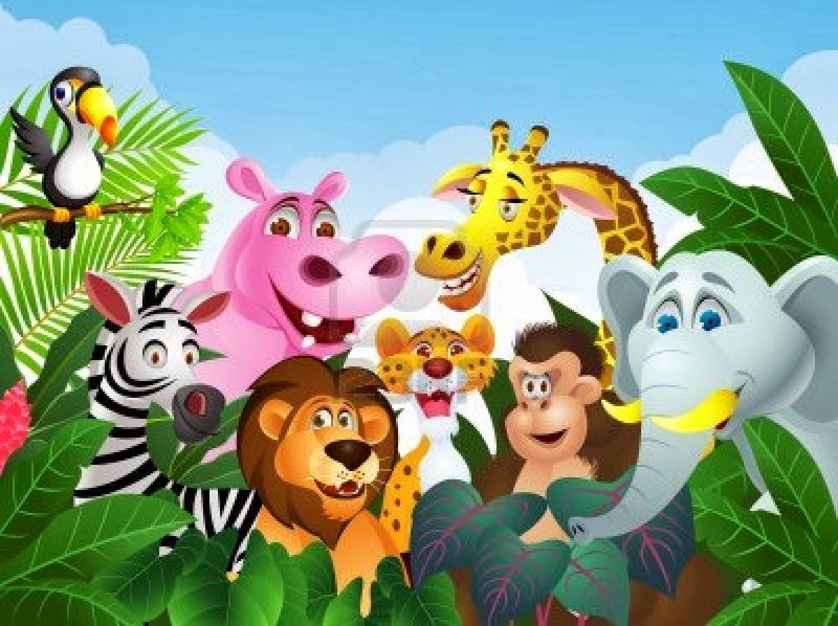El Maravilloso Mundo de los Animales . Aprendo y me Divierto