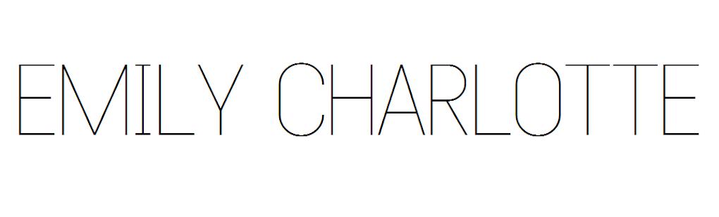 EmilyCharlottesBlog