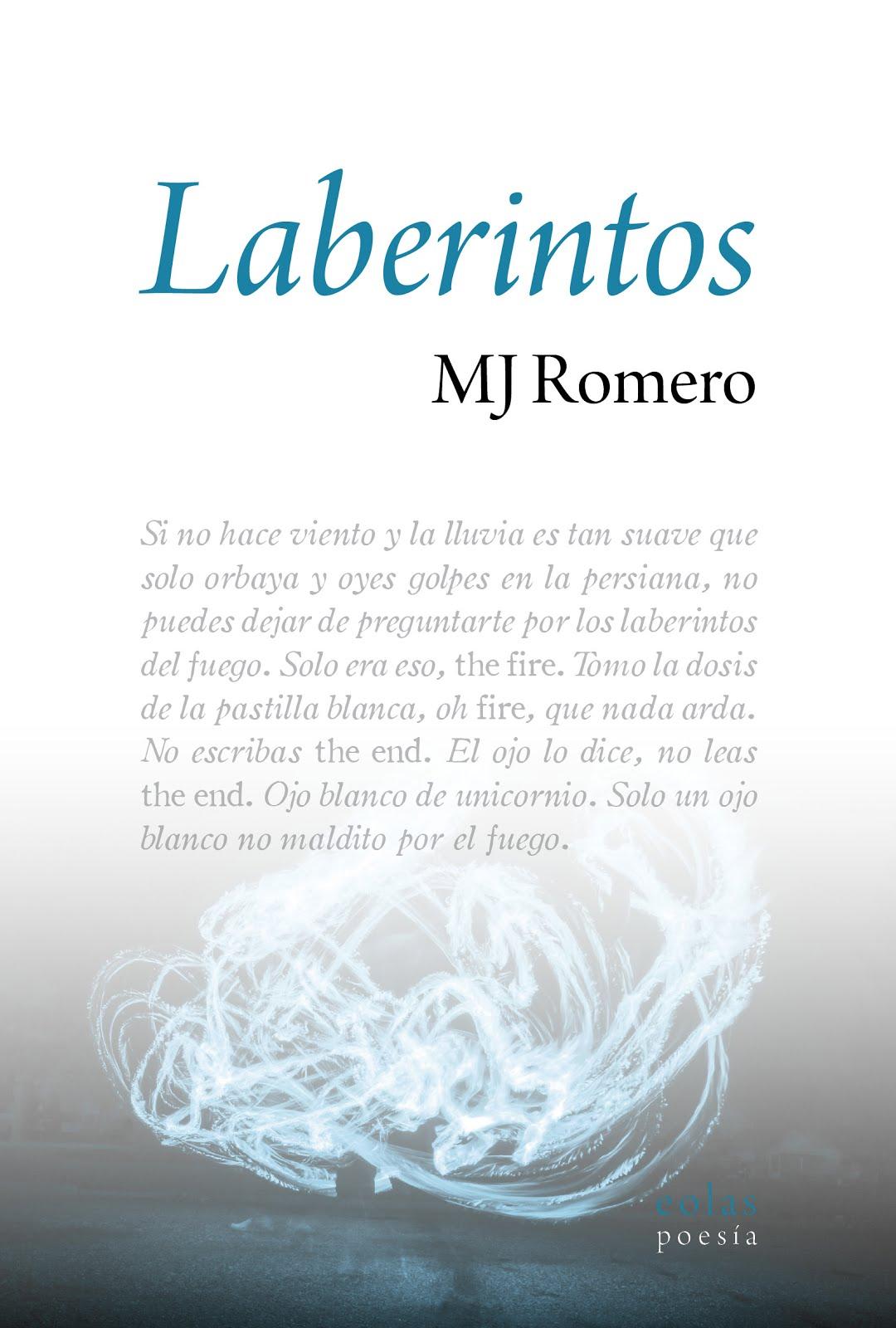 LABERINTOS / MJ ROMERO