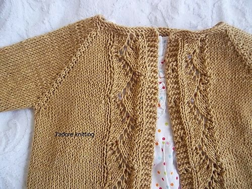Vine Lace Cardi