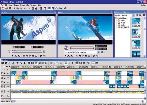 Ulead MediaStudio Pro 8 Free Download