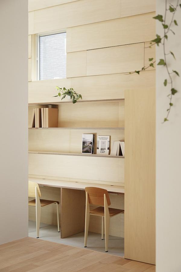 mA-style : Light Walls House