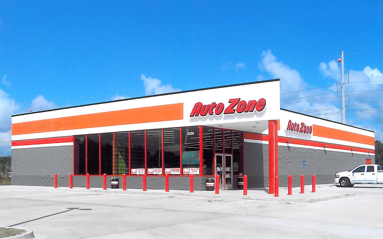 an overview of autozone Overview profile company info autozone, inc engages in the provision of retail and a distribution of automotive replacement parts and accessories.