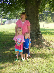 Grammy and her grandbabes!
