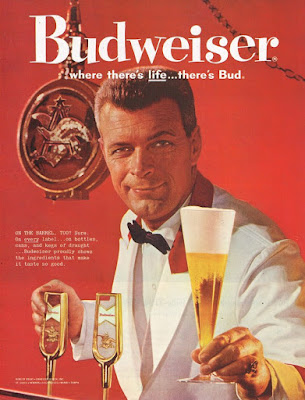 Antiguos anuncios de Cerveza
