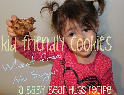 kid friendly cookie recipe photo