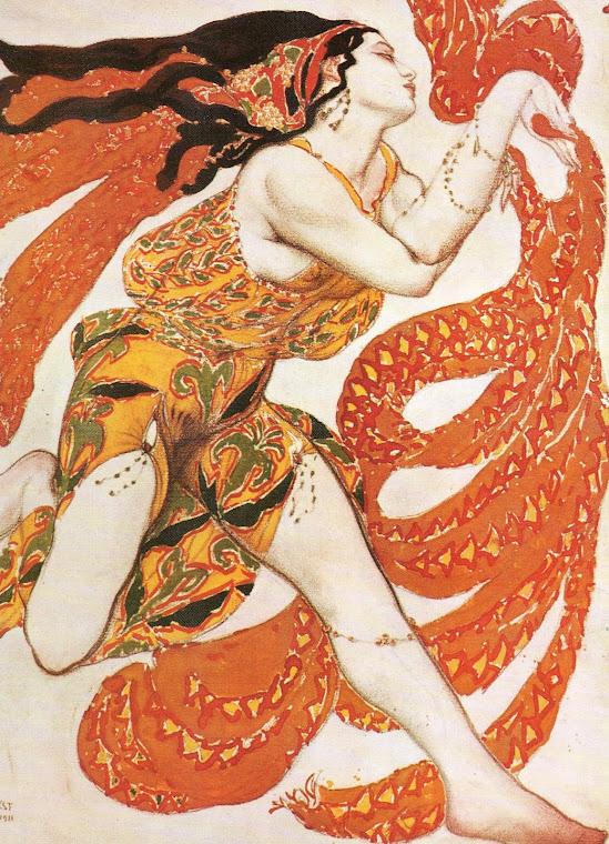 Balé: Narciso (1912)