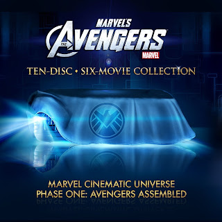 Avengers assemble in big Blu-ray collection in September