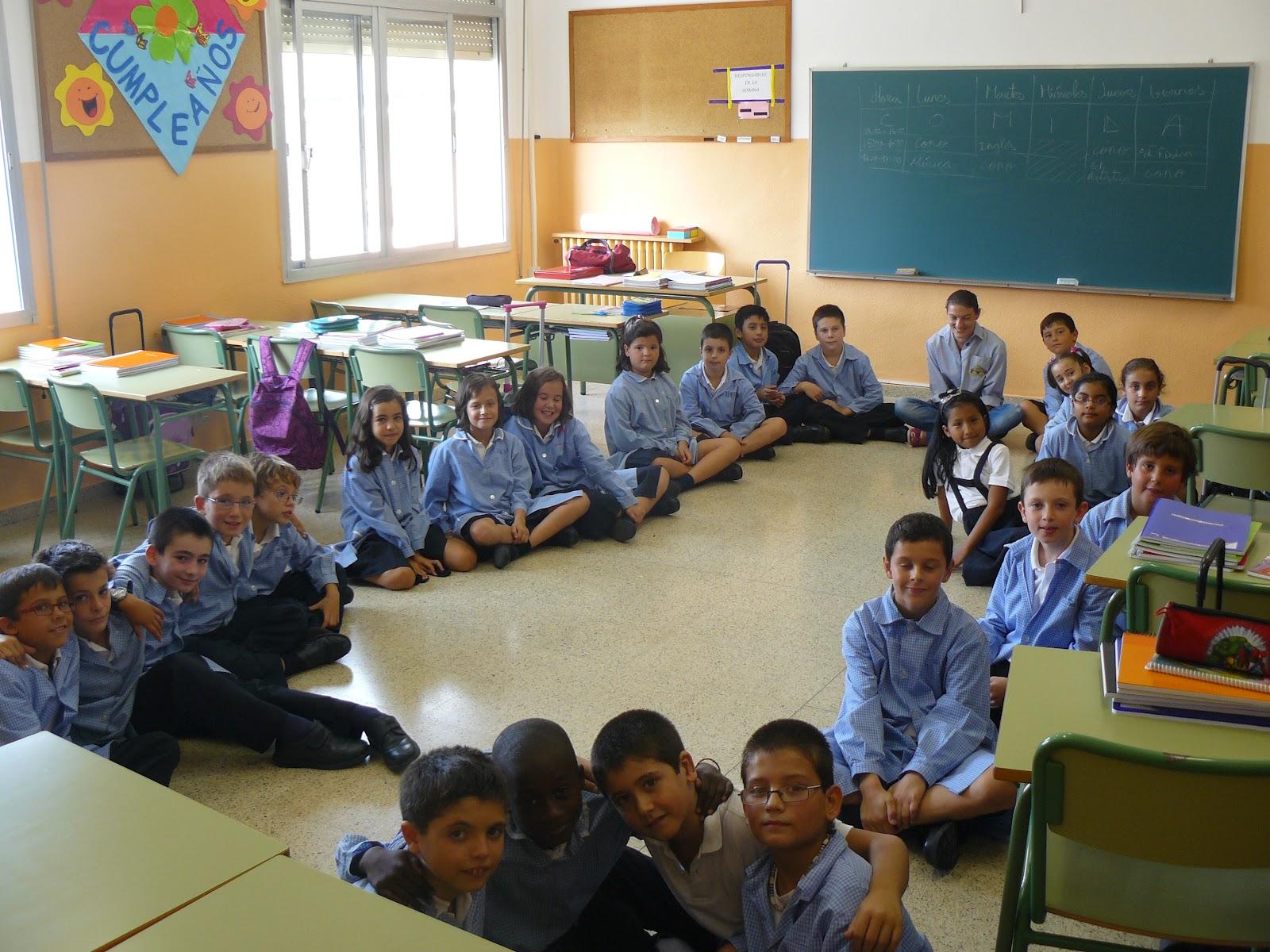 Colegio amor de dios burlada primer d a oficial de clase - Colegio amor de dios oviedo ...