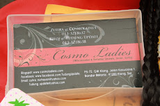 COSMO LADIES BUSINESS CARD
