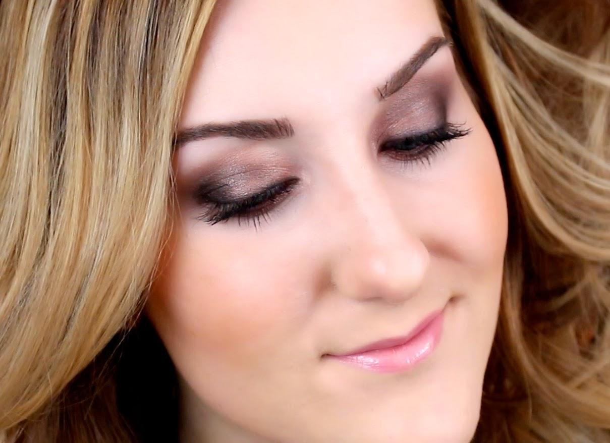 Tiffanyd soft smoky eye tutorial naked 3 palette baditri Images