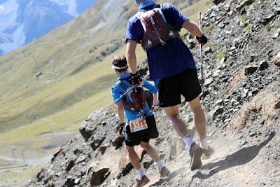 RUNssel - advanced jogging: This stage race throughout the alps