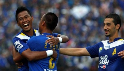 Line Up Susunan Pemain Persib vs Martapura FC Piala Presiden 2015