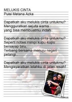 Puisi Cinta Terbaik 2012