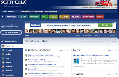free software download photo of site softpedia.com . foto for free software wallpaper
