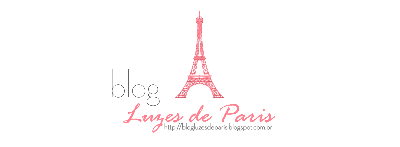 Blog Luzes de Paris