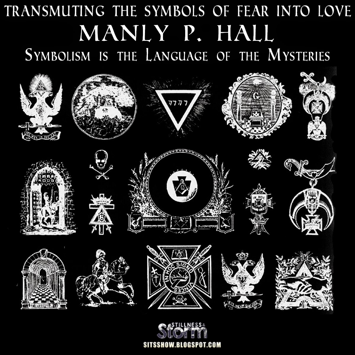 Transmuting The Symbols Of Fear Into Love Symbolism Is The